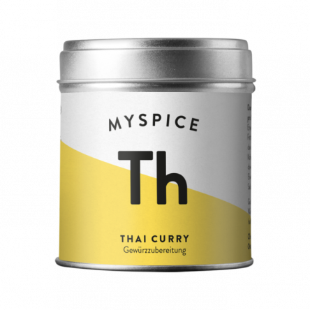 Thai Curry Mischung