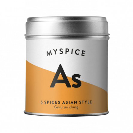 5 Spices Asian Style
