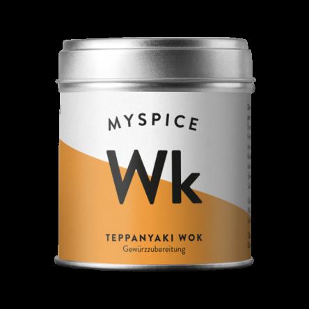 Teppanyaki Wok