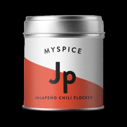 Jalapeño Chili Flocken