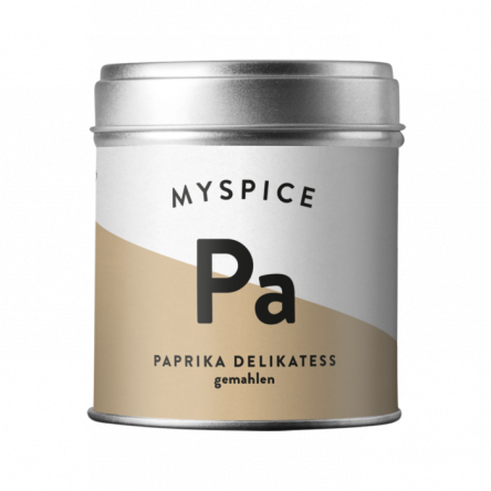 Paprika Delikatess gemahlen