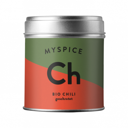 Bio Chili geschrotet