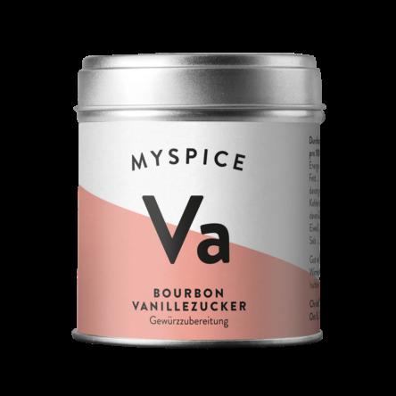 Bourbon Vanillezucker