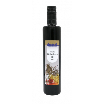 Steirisches Kürbiskernöl gga 500ml