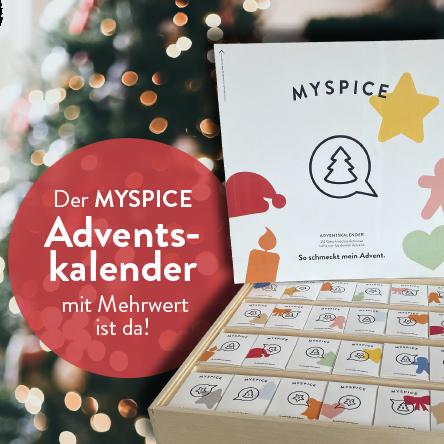 MYSPICE Adventskalender